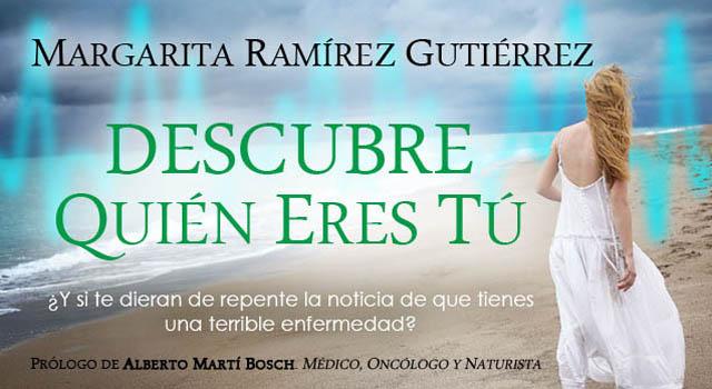 Resultado de imagen para DESCUBRE QUIEN ERES TU, MARGARITA RAMIREZ