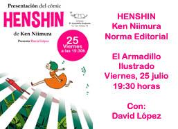 henshin de ken niimura el día 25 07 2014 a las 19 30 horas en el